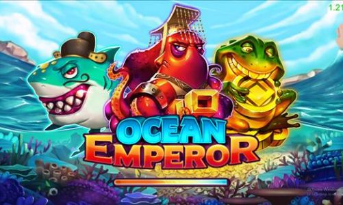Ocean Emperor ล่าสมบัติจากเหล่าปลาจักรพรรดไปกับเกมสไตล์ยิงปลา