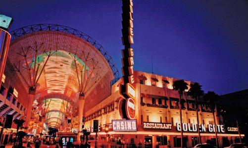 Golden Gate Casino and Hotel คาสิโนแห่งแรกในอเมริกาที่โด่งดัง