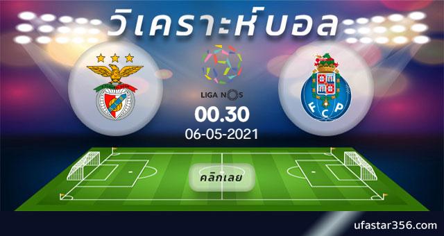 ฟุตบอลพรีเมียราลีก้า โปรตุเกส 2020/2021